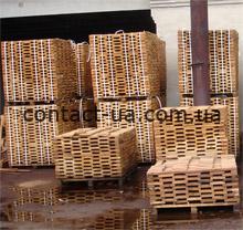 Заготовка дубовая для производства индустриального паркета